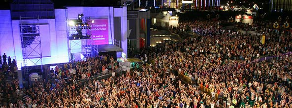 Montreal Jazz Festival – Battle of the Bands